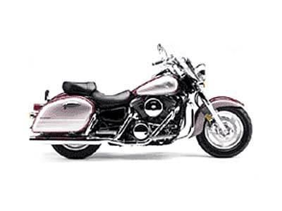 2001 Kawasaki Vulcan 1500 Nomad Fi Cruiser for sale on
