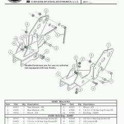 3 Pin Plug Wiring Diagram Usa John Deere F525 Pto Purchase Western Ultra Mount Truck Frame 2011-2014 Chevy/gmc Snow Plow 69981 2500 Hd 3500 ...