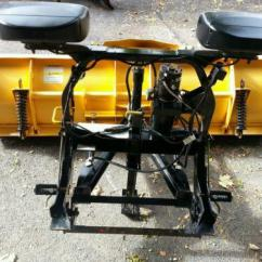 Western Snow Plow Wiring Diagram Chevy 2003 Saturn Vue Horn Purchase 7.6 Sd Fisher Minute Mount 2 Like New Condition Colorado Or Canyon Motorcycle ...