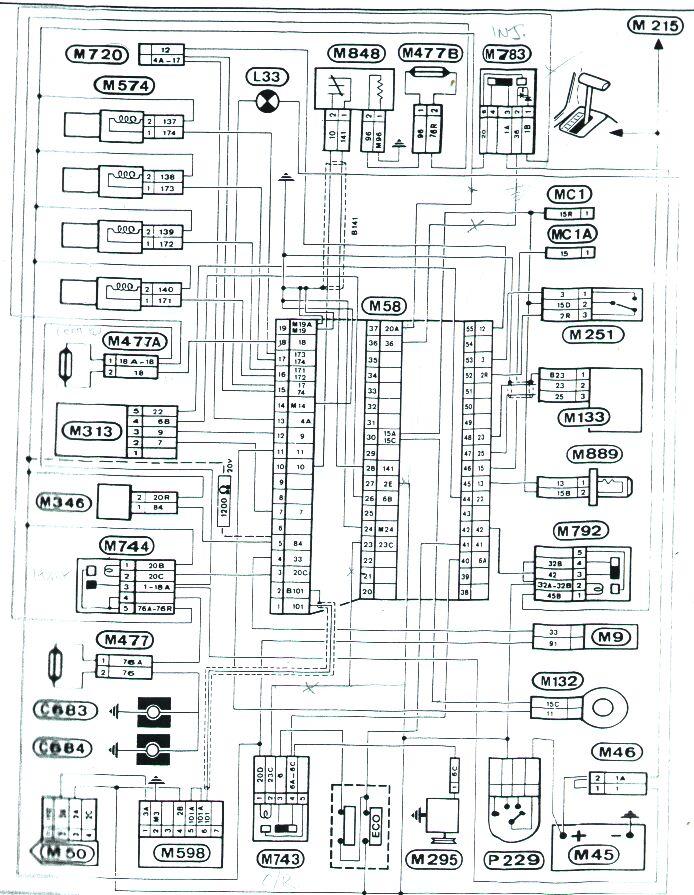 Peugeot 205 1 9 Gti Wiring Diagram Somurich Com