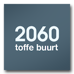 Badge 2060 Vierkant