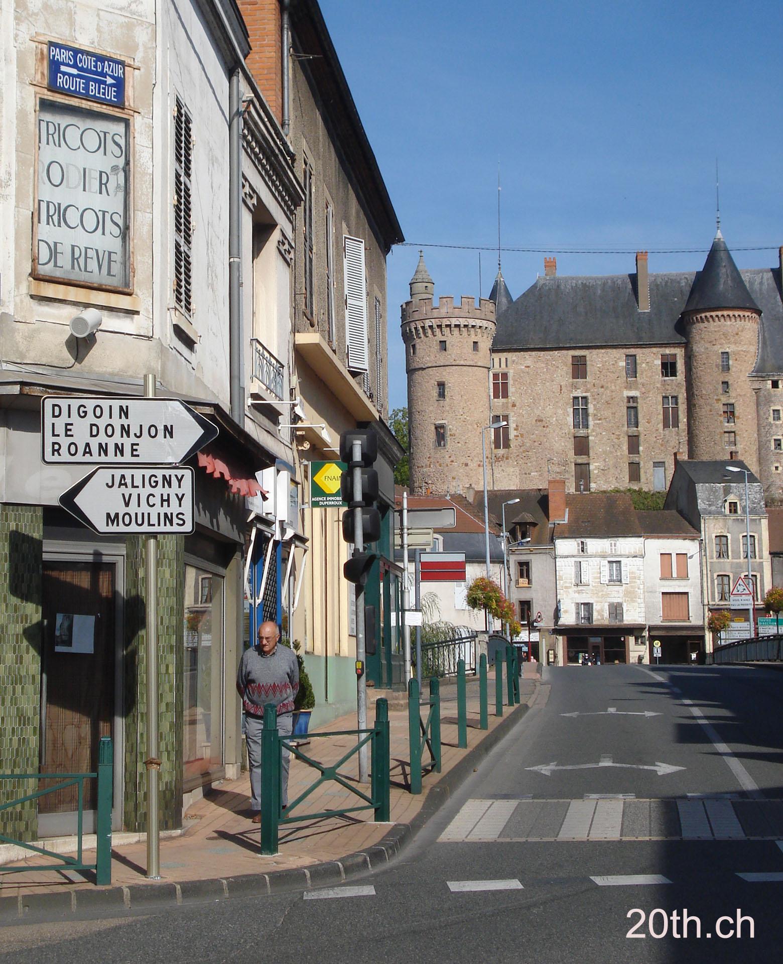 La Route Nationale 7 Nostalgique Des Trente Glorieuses