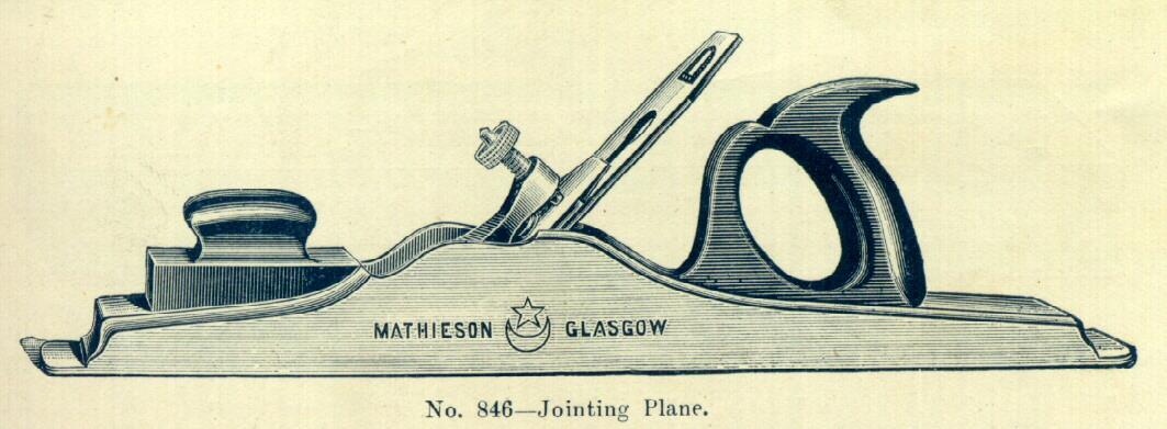 Mathieson Infill Plane