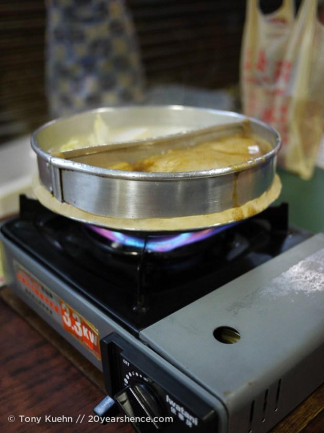 The hotpot