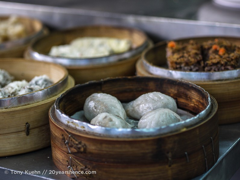 Vegetarian dumplings Taiwan