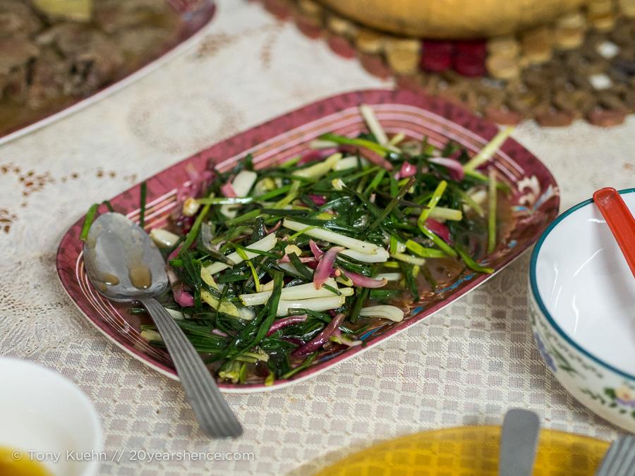 Sitr-fried veggies