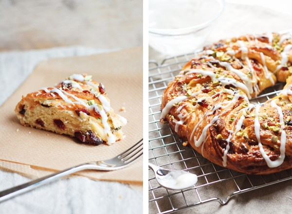 Pistachio and Cranberry Couronne-10m