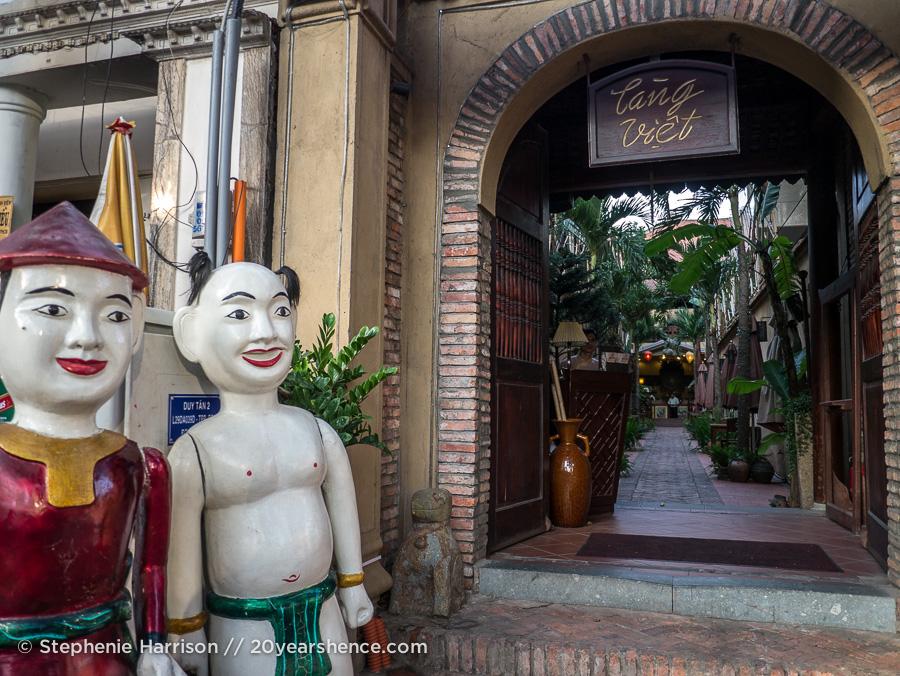 Lang Viet, Ho Chi Minh City