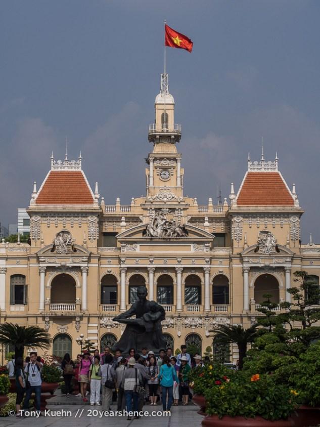 Ho Chi MInh City, City Hall