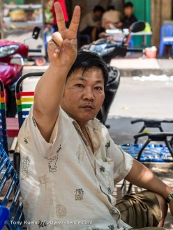 Just some guy, Ho Chi Minh City