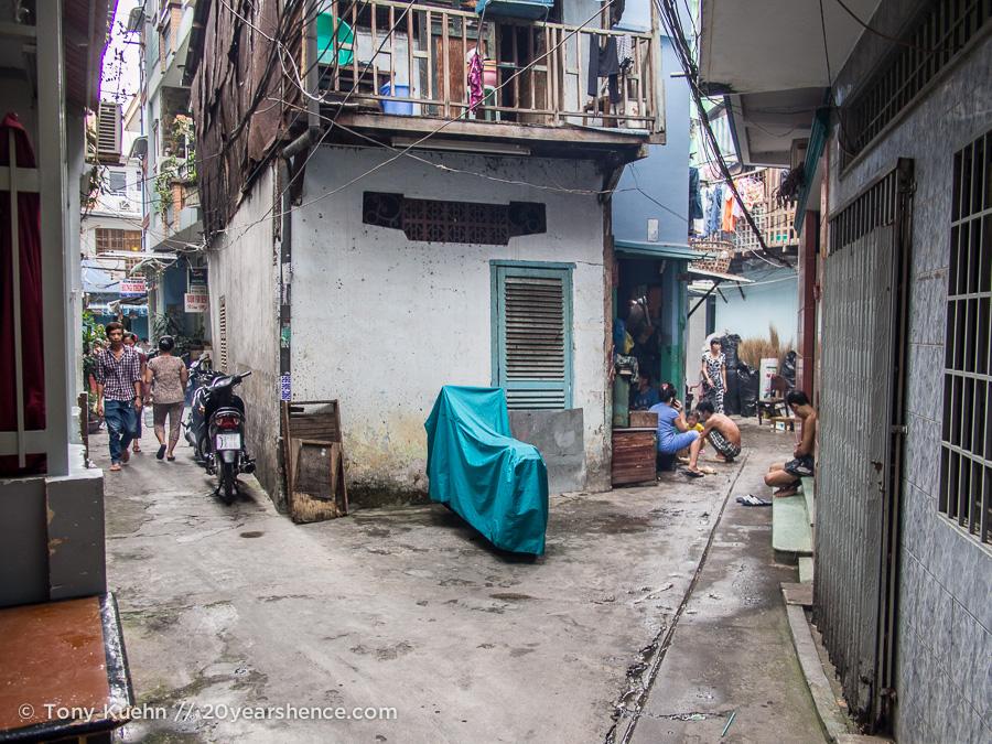A hem, Ho Chi MInh City