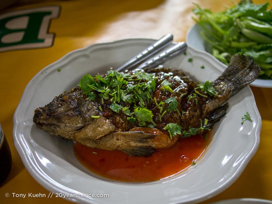 """Tamarind"" fish"