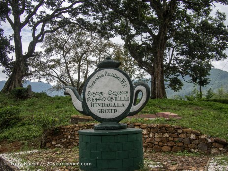 Outside of Ella, Sri Lanka
