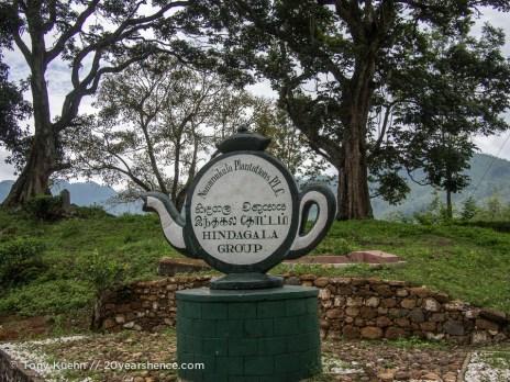Outside of Ella, Sri Lanka
