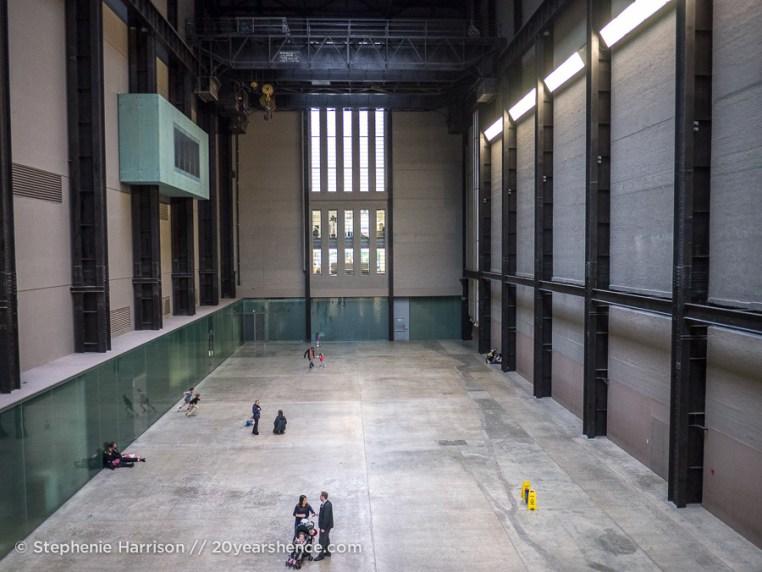 The Tate Modern, London