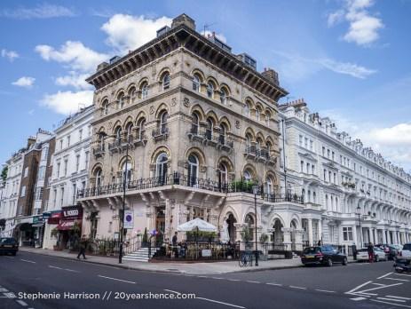Historic Streets of London