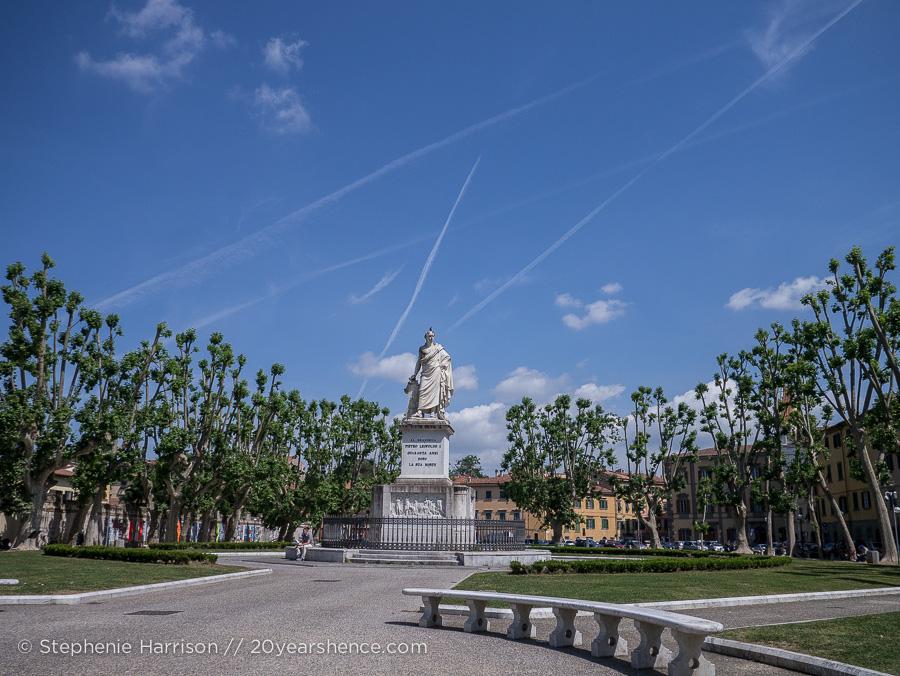 Piazza Martiri della Libertà, Pisa, Italy