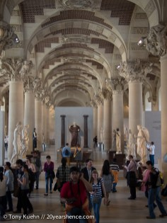 Louvre Architecture