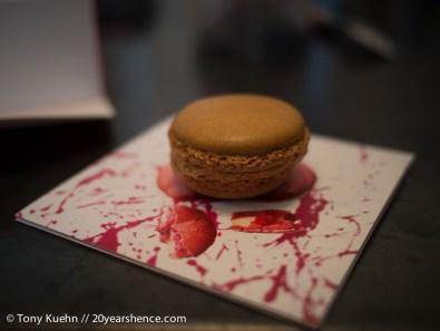 Pierre Hermé Salted Caramel Macaron