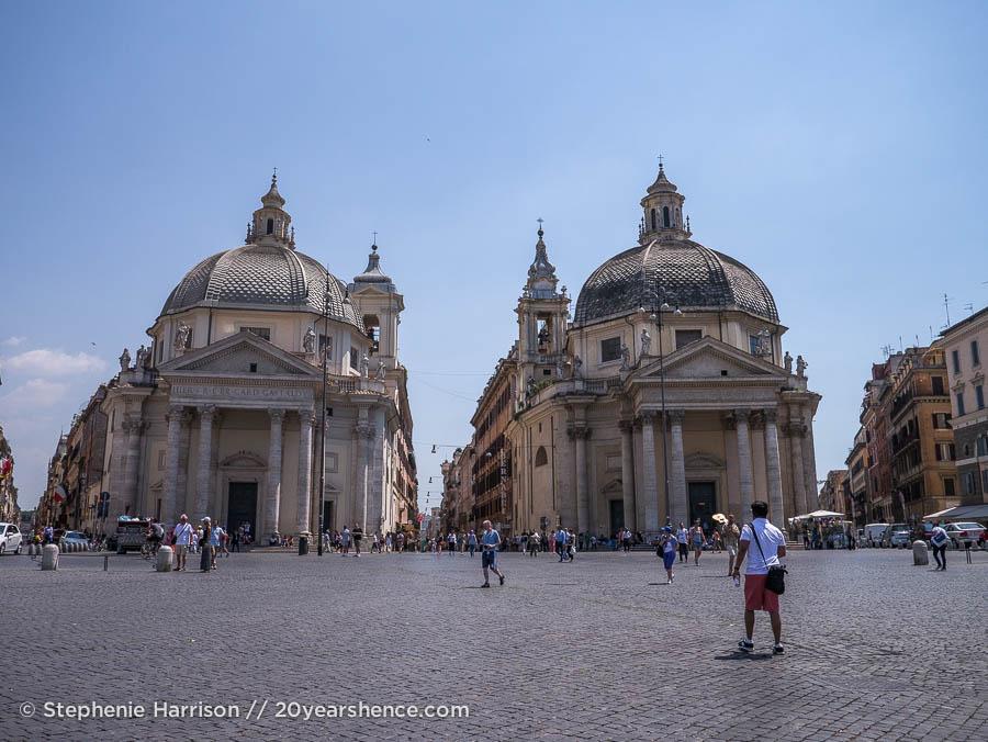 Piazza Popolo, Rome