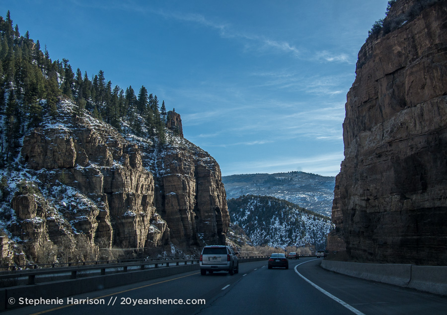 Still in Colorado, but getting closer to Utah