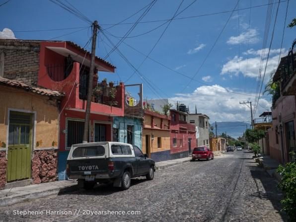 Streets of Ajijic