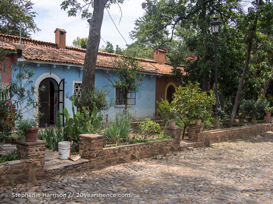 The Jimadore's houses, Casa Herradura