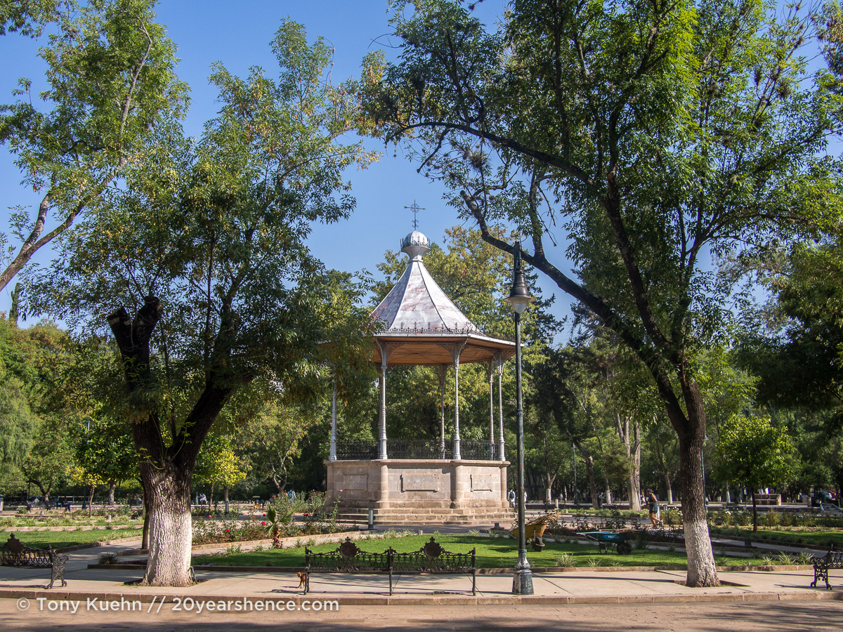 Morelia's biggest park