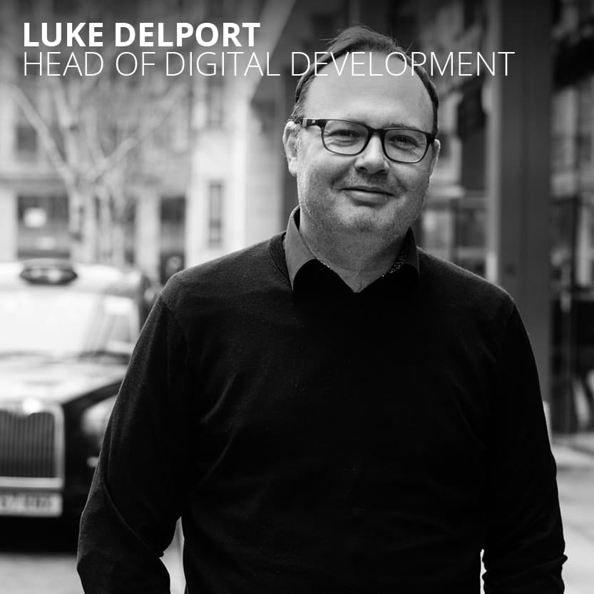 Luke Delport - Head of Digital Development 2112 Communications
