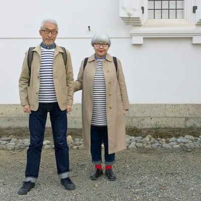 Japenese Couple