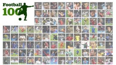 أفضل 100 لاعب