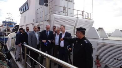 أمن السواحل التابعة لوزارة الداخلية بحكومة الوفاق الوطني
