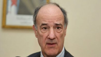 المبعوث الأمريكي الخاص إلى ليبيا جونثان وينر
