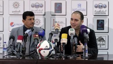 المدرب الإماراتي عبد الله مسفر