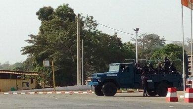 تمرد ساحل العاج