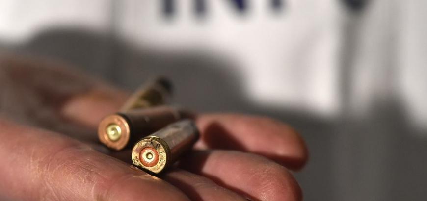 الرصاص العشوائي
