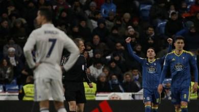 سلتافيغو ضد ريال مدريد