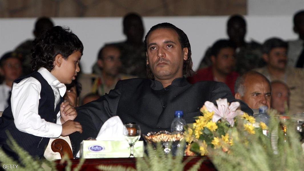 """هانيبال القذافي: """"كوسا وجلود"""" متورطان في قضية الصدر"""