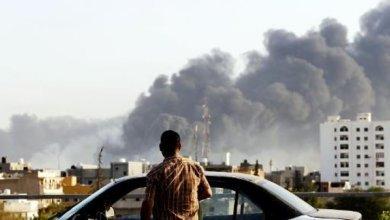 """منظمة دولية: أعمال إجرامية في ليبيا """" صور أرشيف"""""""