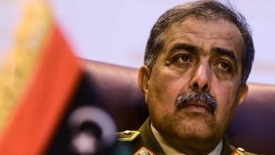 أمر الحاكم العسكري - رئيس الأركان العامة عبدالرزاق الناظوري