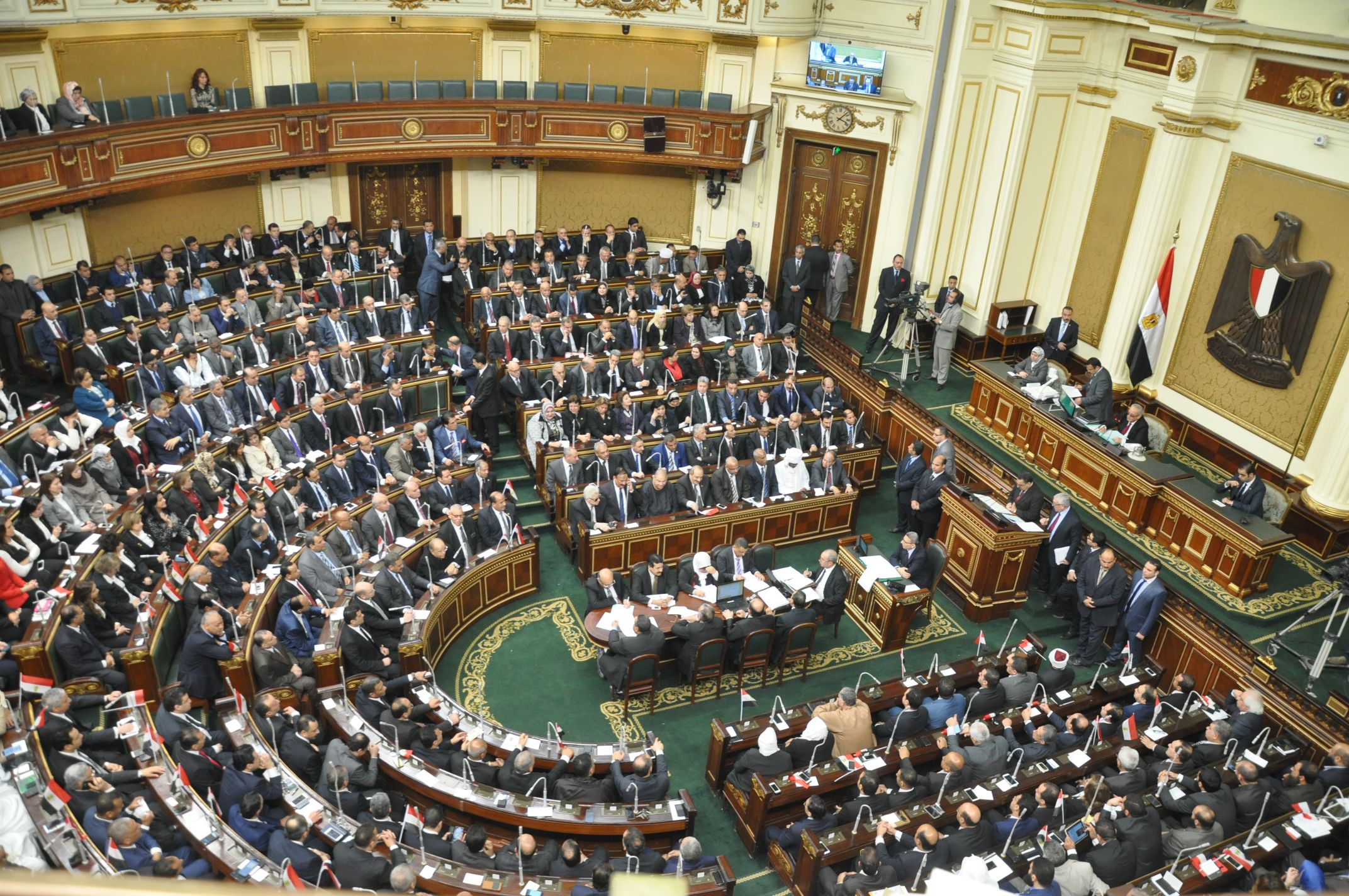 البرلمان المصري