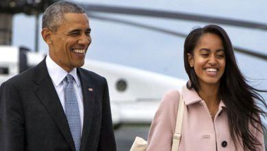 ابنة أوباما