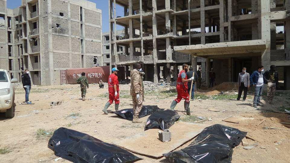 الأحمر الليبي بنغازي