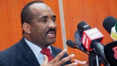 الفريق طه عثمان الحسين وزير الدولة مدير مكتب الرئيس السوداني