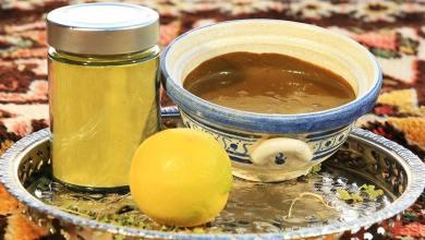 الحناء والليمون