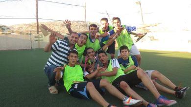 بطولة المواهب لكرة القدم لفئة الأشبال