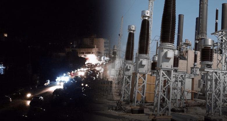 أزمة انقطاع الكهرباء
