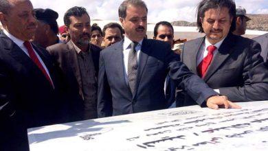 الحكومة المؤقتة تضع حجر الأساس لـمحطة سوسة الغازية