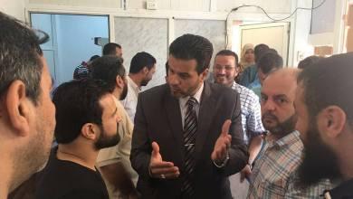صحة الوفاق.. دعم أجهزة غسل الكلى للمركزي طرابلس