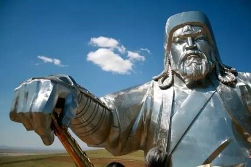 قبر جنكيز خان